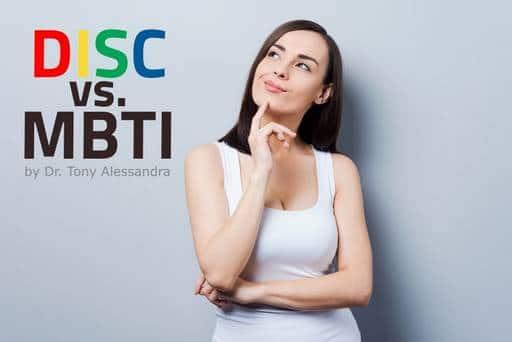 DISC ou MBTI ? Comparaison